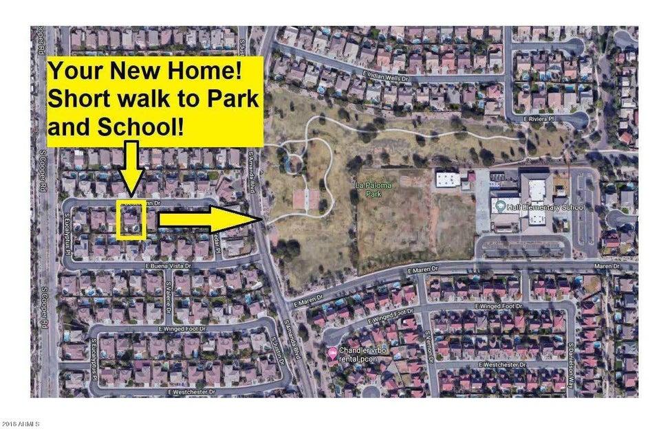 MLS 5832202 2081 E DESERT INN Drive, Chandler, AZ Cooper Commons