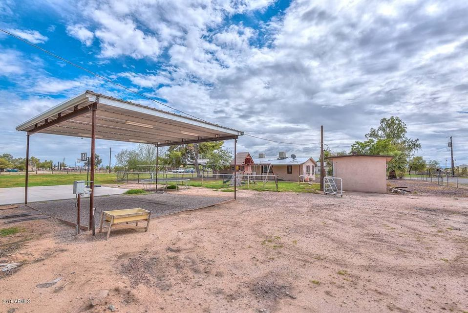 MLS 5833397 1101 N 181ST Drive, Goodyear, AZ Goodyear Horse Property for Sale