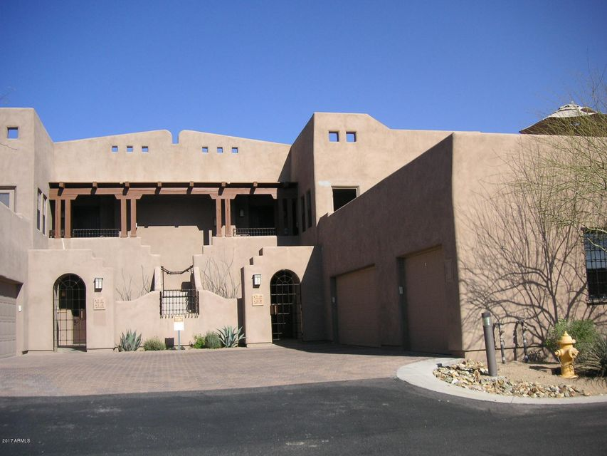 MLS 5833982 36601 N Mule Train Road Unit 11A, Carefree, AZ Carefree AZ Golf Mountain View