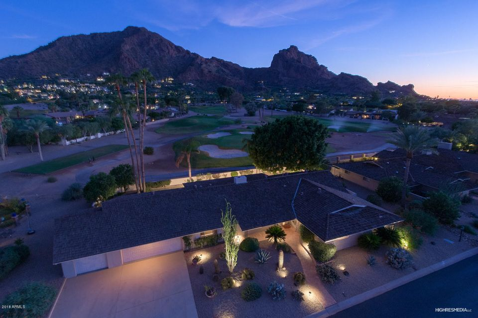 MLS 5834048 5525 E LINCOLN Drive Unit 126, Paradise Valley, AZ Paradise Valley AZ Golf
