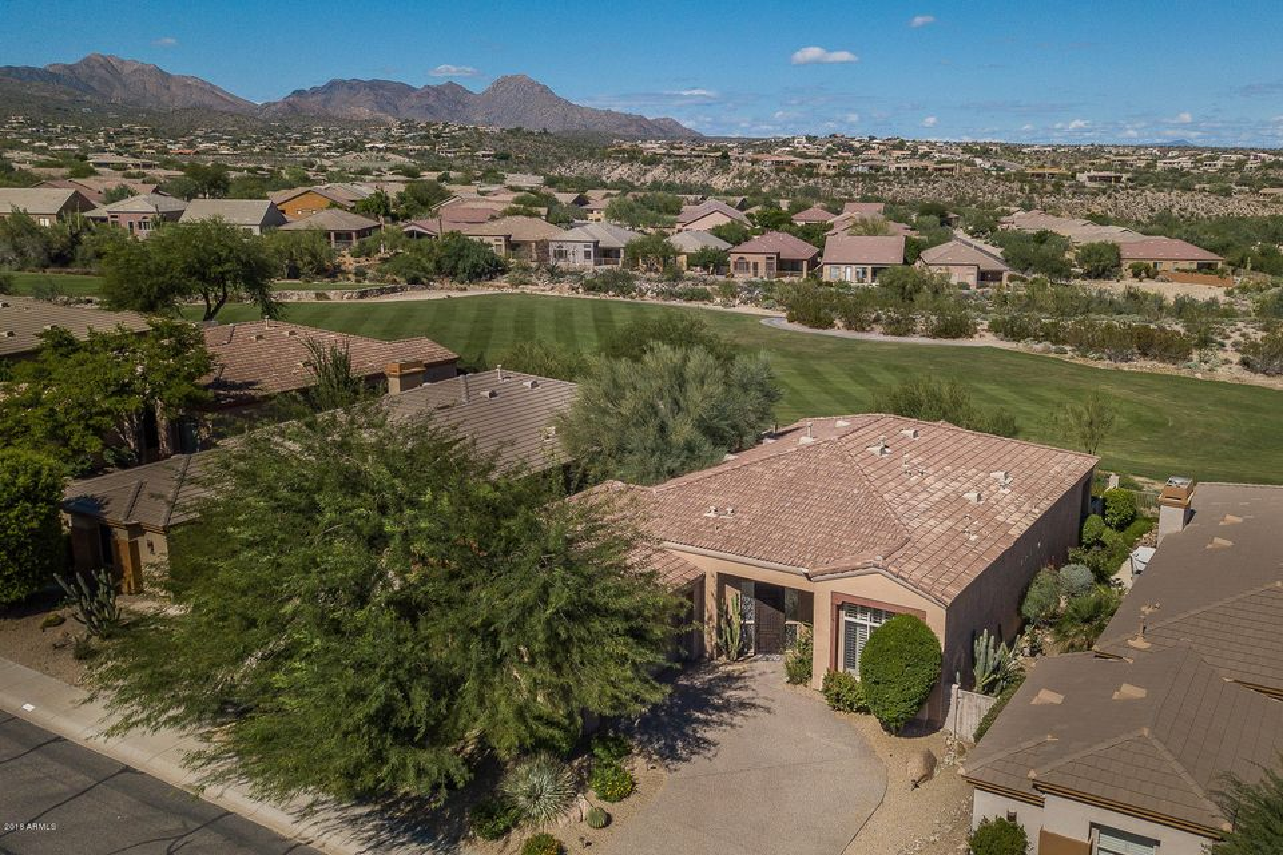 Photo of 15824 E BRITTLEBUSH Lane, Fountain Hills, AZ 85268
