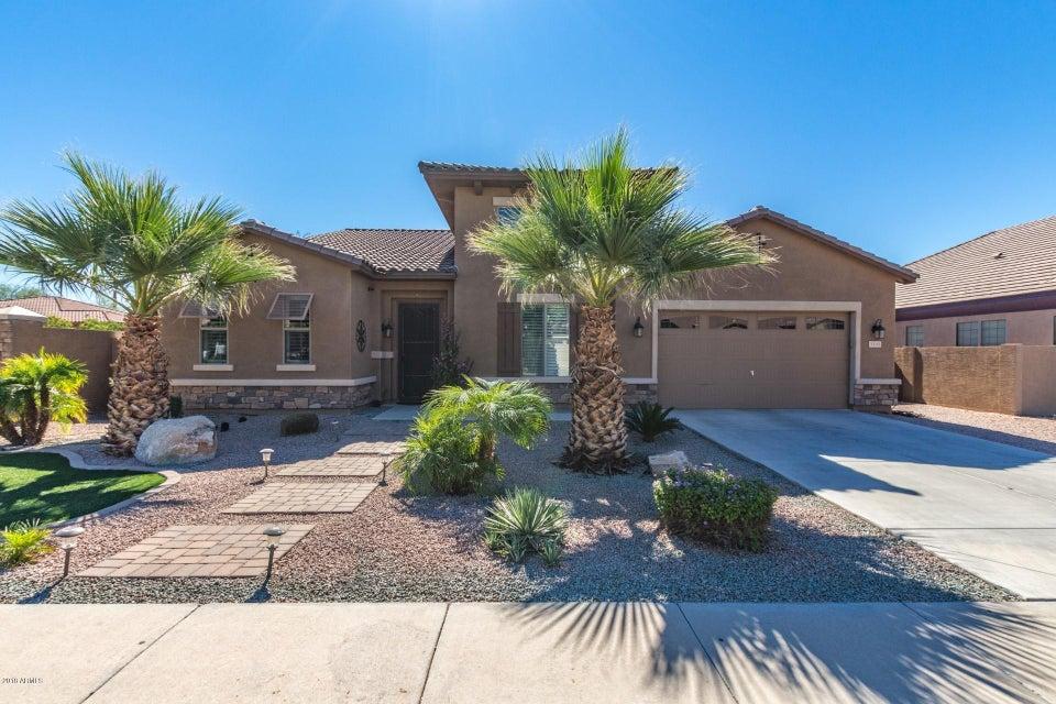 Photo of 3145 E CASTANETS Drive, Gilbert, AZ 85298