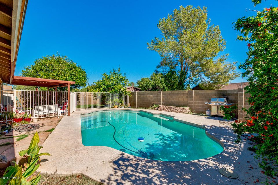 MLS 5836230 2209 N LONGMORE Street, Chandler, AZ 85224 Chandler AZ Private Pool