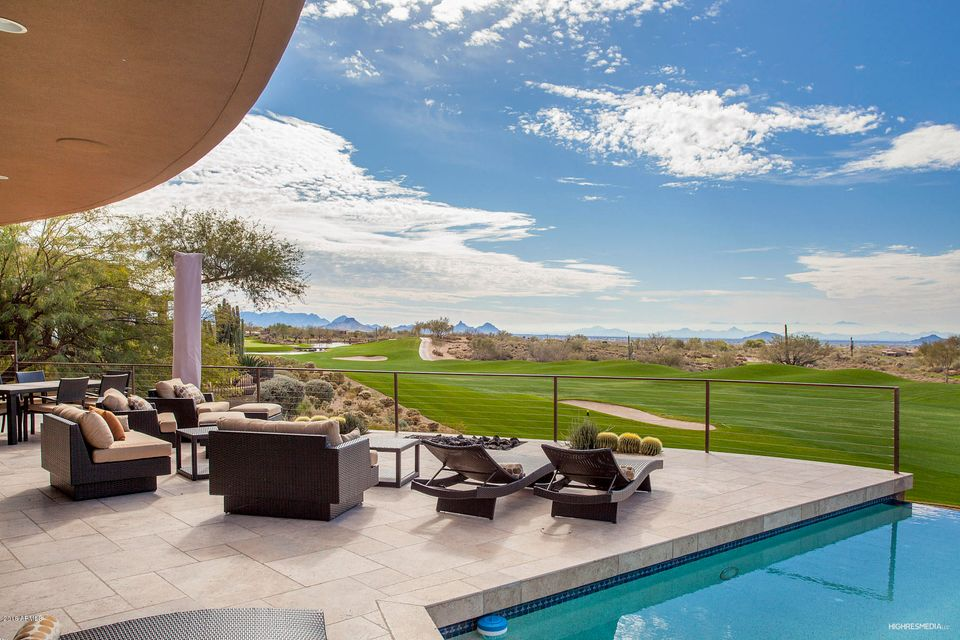 10665 E PROSPECT POINT Drive, Desert Mountain, Arizona