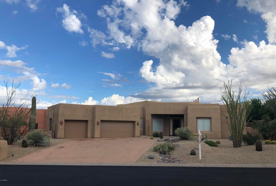 Photo of 9830 E HIDDEN GREEN Drive, Scottsdale, AZ 85262