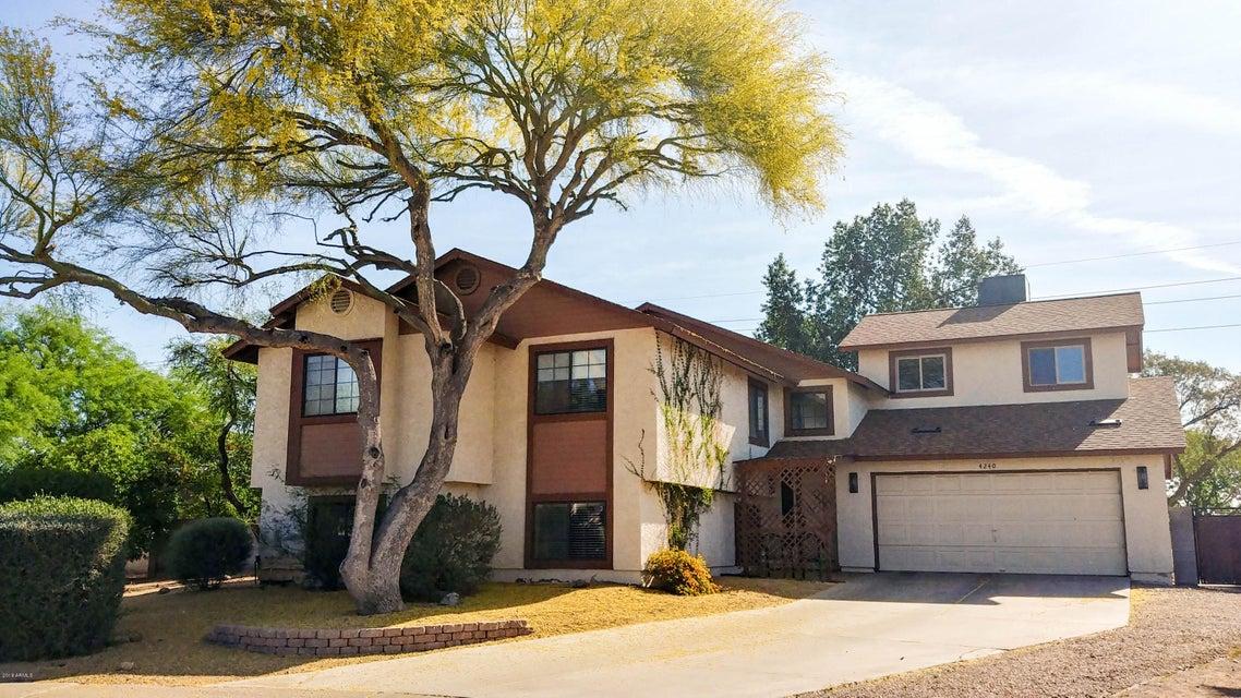 Photo of 4240 E HOLMES Circle, Mesa, AZ 85206