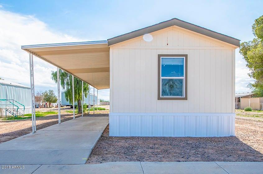 Photo of 5201 S CHUICHU Road #LOT 193, Casa Grande, AZ 85193