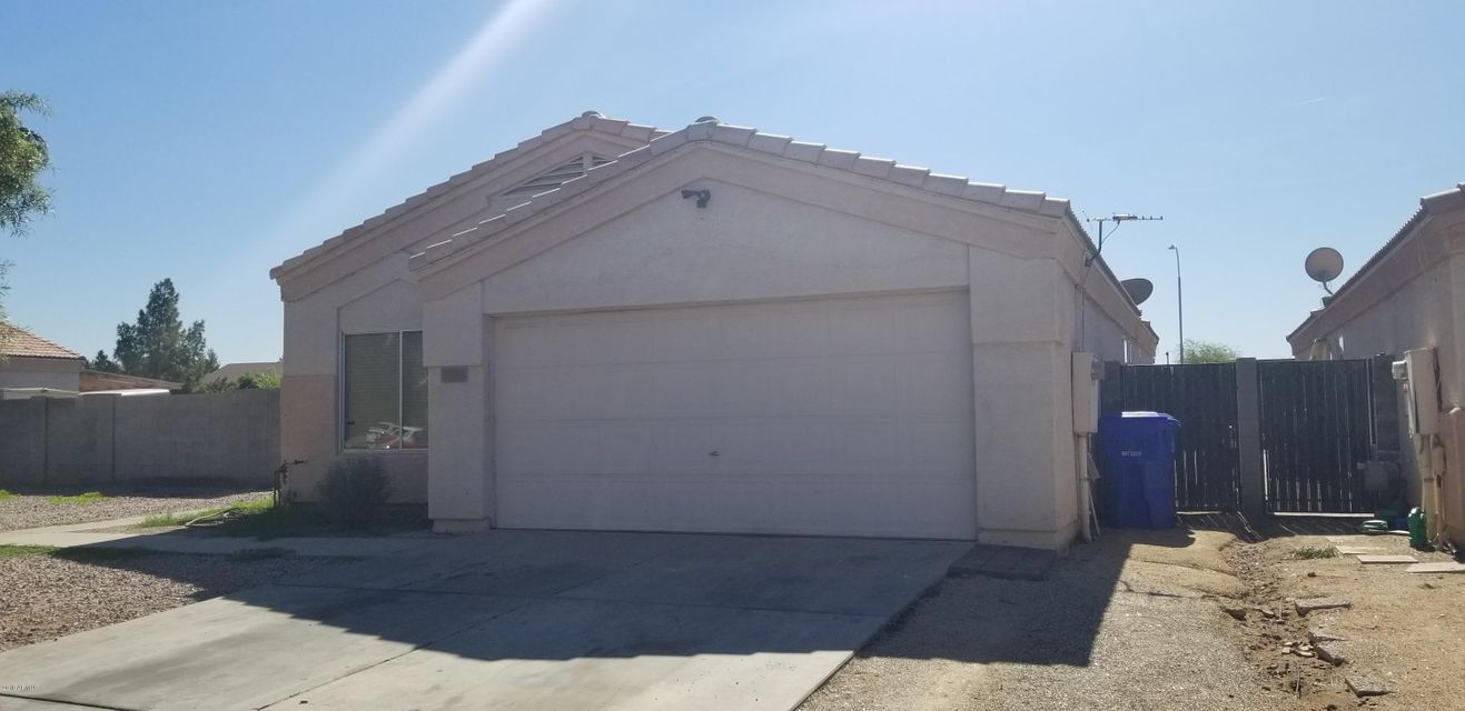 Photo of 8719 W STANLEY A GOFF Drive, Tolleson, AZ 85353
