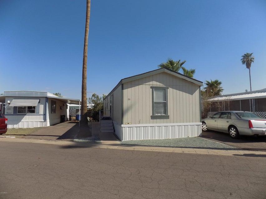 Photo of 2701 E Allred Avenue #151, Mesa, AZ 85204