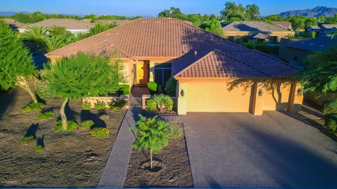 Photo of 5419 S BEDFORD Drive, Chandler, AZ 85249
