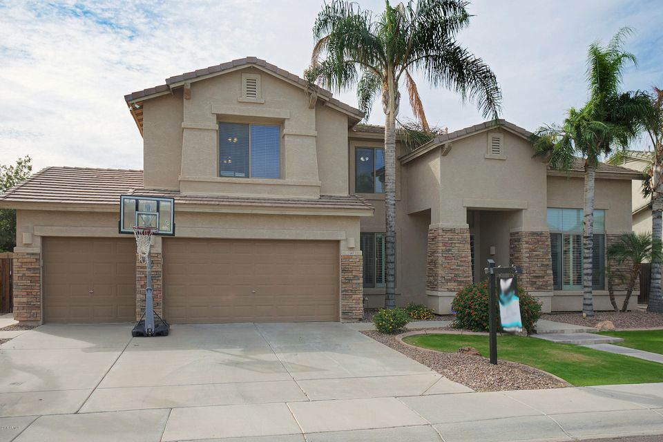 Photo of 3687 E LATHAM Court, Gilbert, AZ 85297