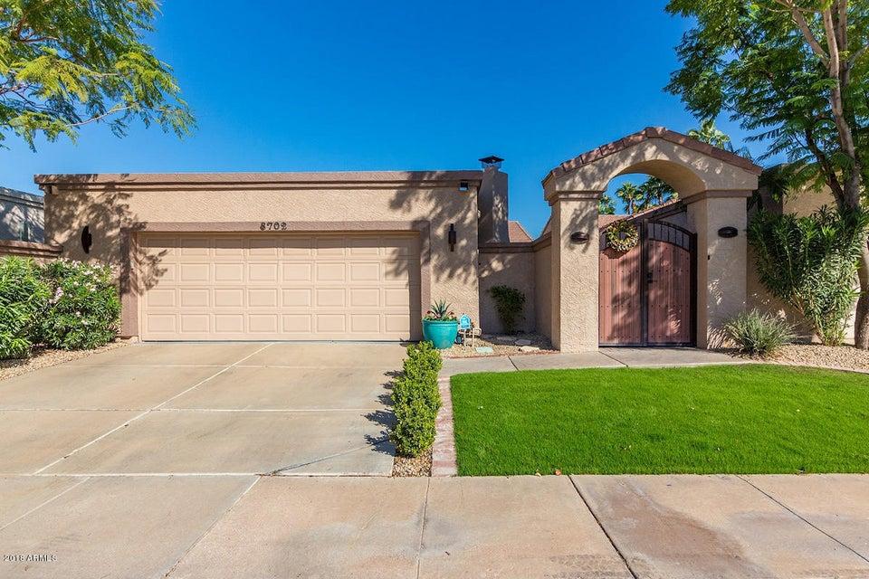 Photo of 8702 E VIA DE MCCORMICK --, Scottsdale, AZ 85258
