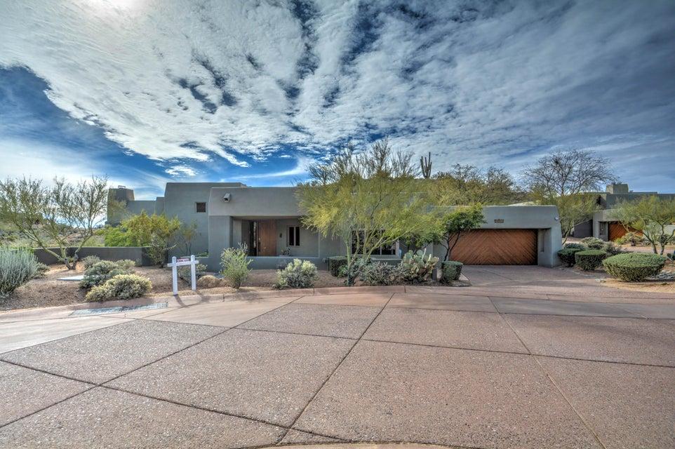 9975 E GRAYTHORN Drive, one of homes for sale in Desert Mountain