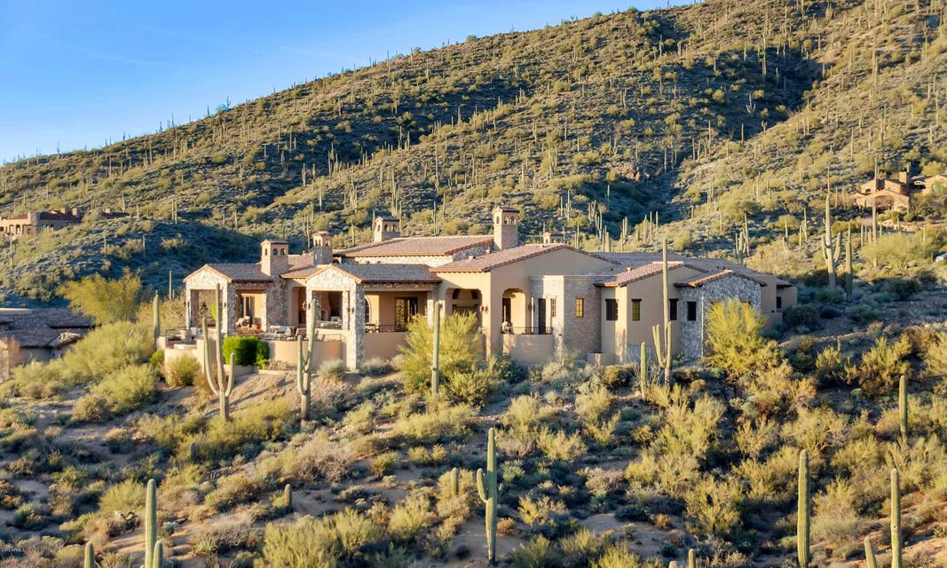 9919 E SIENNA HILLS Drive, Desert Mountain, Arizona