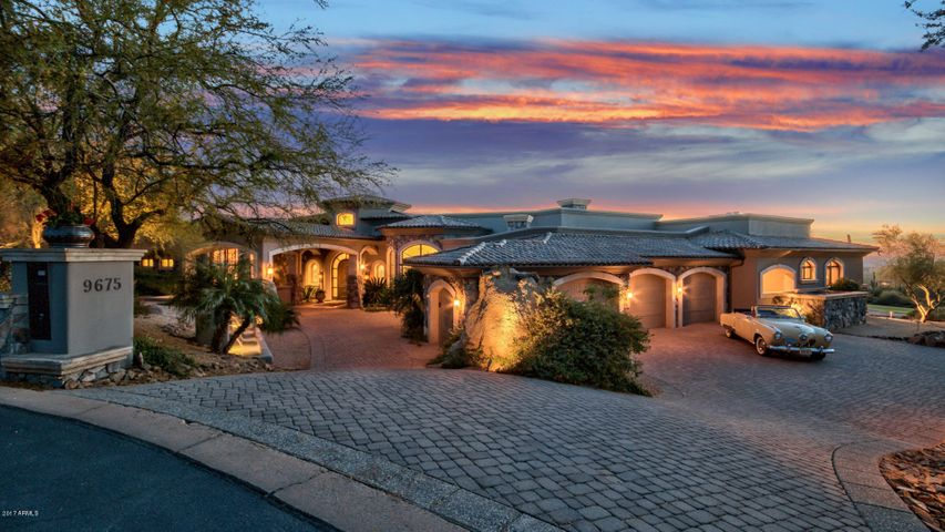 Photo of 9675 E BAJADA Road, Scottsdale, AZ 85262