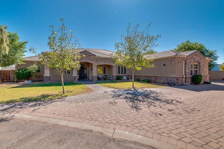 Photo of 7921 W ELECTRA Lane, Peoria, AZ 85383