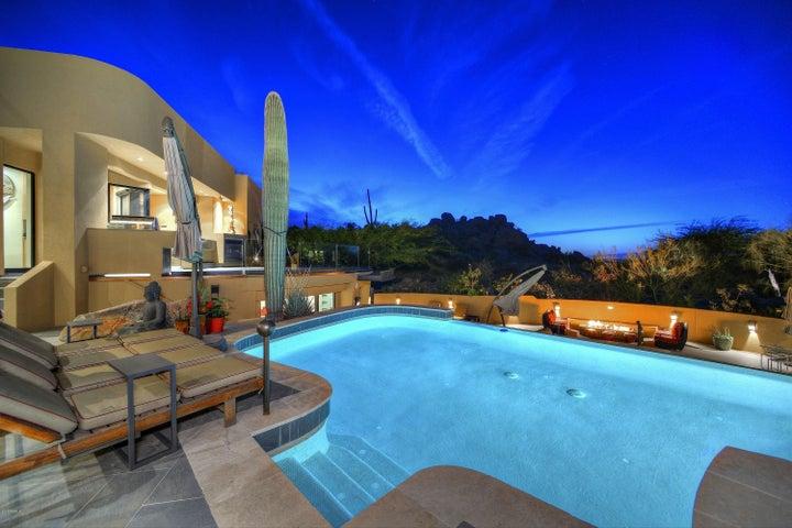 Photo of 10620 E BLUE SKY Drive, Scottsdale, AZ 85262