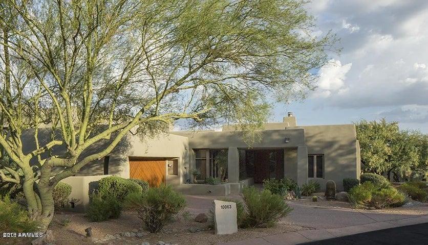 Photo of 10063 E GRAYTHORN Drive, Scottsdale, AZ 85262
