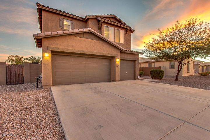 Photo of 40893 W BRAVO Drive, Maricopa, AZ 85138