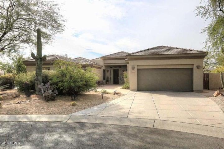 Photo of 6068 E BRILLIANT SKY Drive, Scottsdale, AZ 85266