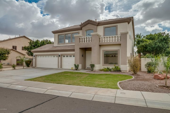 Photo of 8045 W MARY ANN Drive, Peoria, AZ 85382