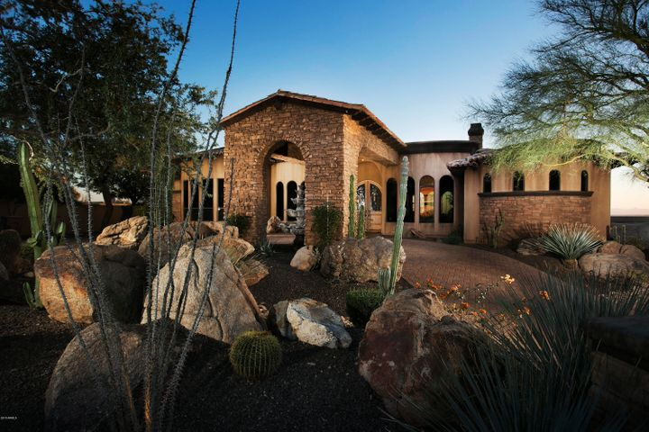 Photo of 11861 E DESERT TRAIL Road, Scottsdale, AZ 85259