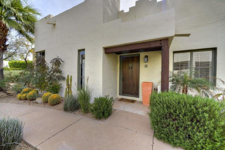 Photo of 5101 N CASA BLANCA Drive #31, Paradise Valley, AZ 85253