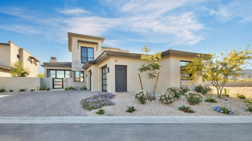 Photo of 6312 N LOST DUTCHMAN Drive, Paradise Valley, AZ 85253