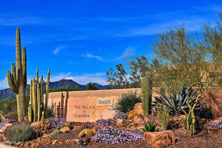 Photo of 36601 N MULE TRAIN Road #A41, Carefree, AZ 85377