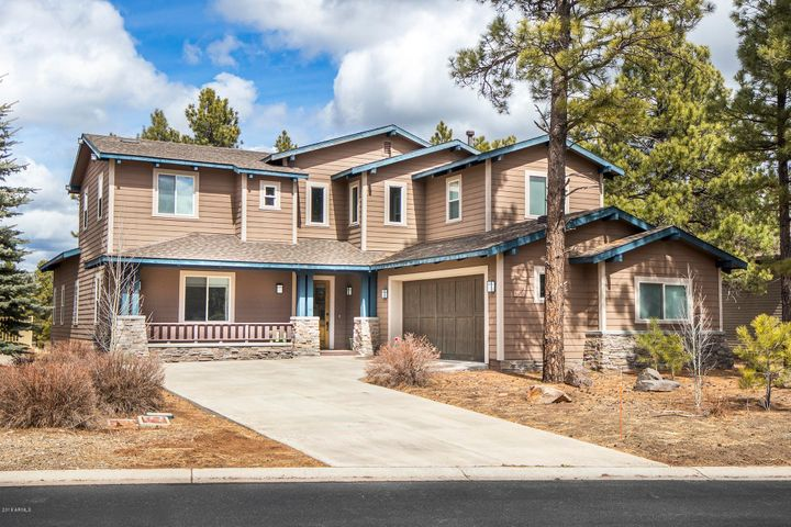 Photo of 4490 W BRAIDED REIN --, Flagstaff, AZ 86005