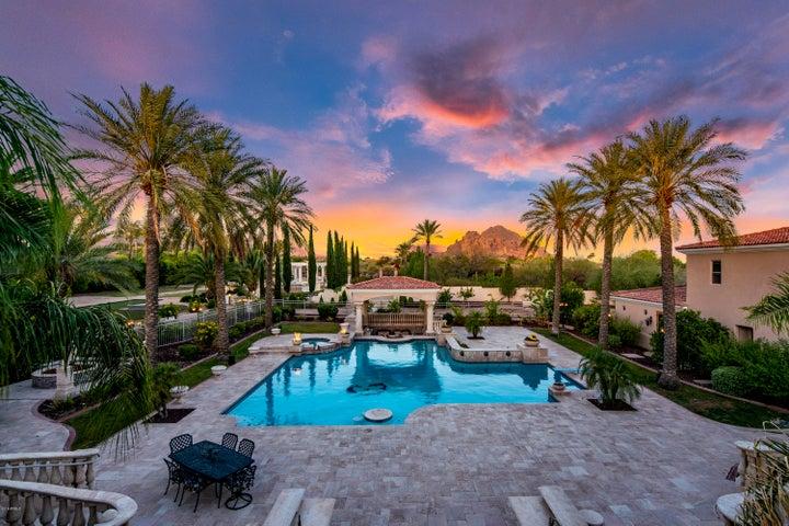 Photo of 5837 N PALO CRISTI Road, Paradise Valley, AZ 85253