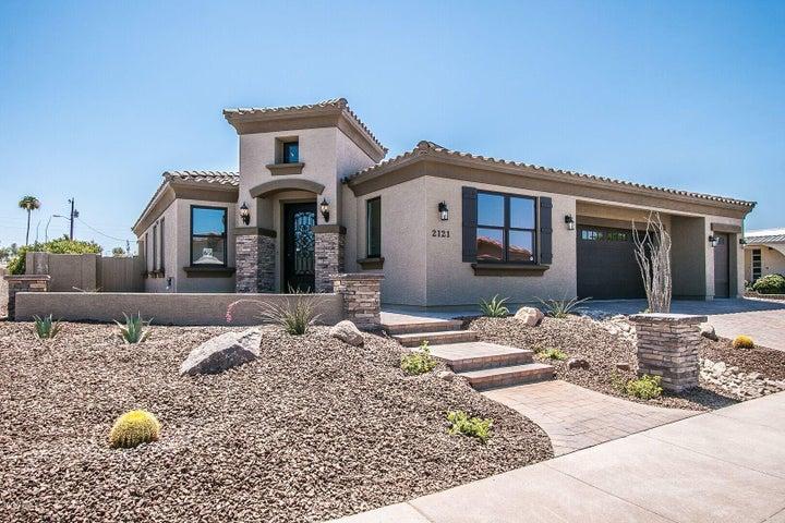 Photo of 2121 N BELGREEN Road, Mesa, AZ 85215