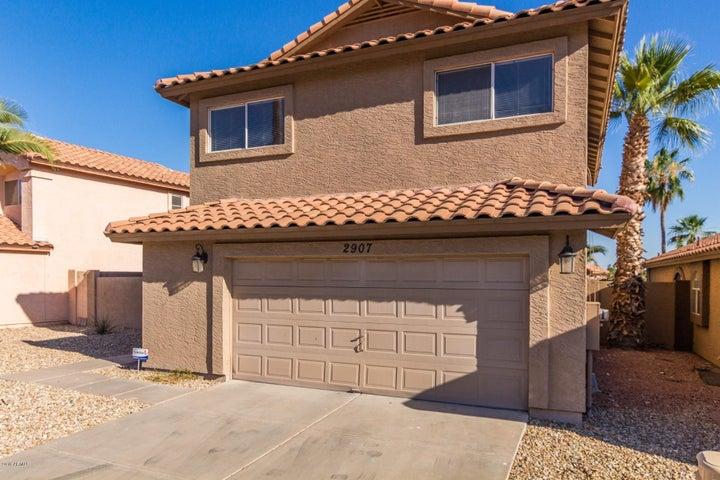 Photo of 2907 E AMBER RIDGE Way, Phoenix, AZ 85048