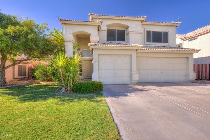 Photo of 680 W MINTON Drive, Tempe, AZ 85282