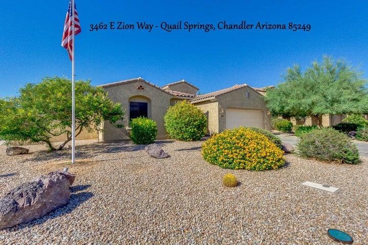 Photo of 3462 E ZION Way, Chandler, AZ 85249