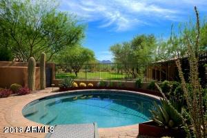 Photo of 9203 E HOVERLAND Road, Scottsdale, AZ 85255