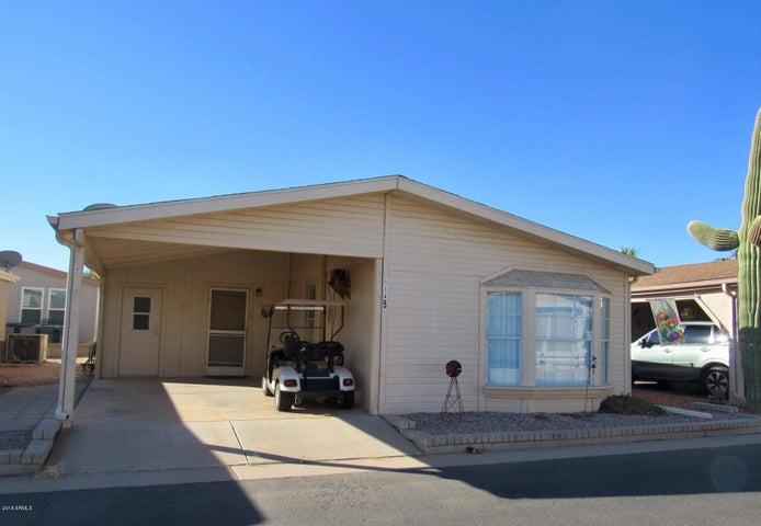 Photo of 6145 S CYPRESS POINT Drive #1A, Chandler, AZ 85249