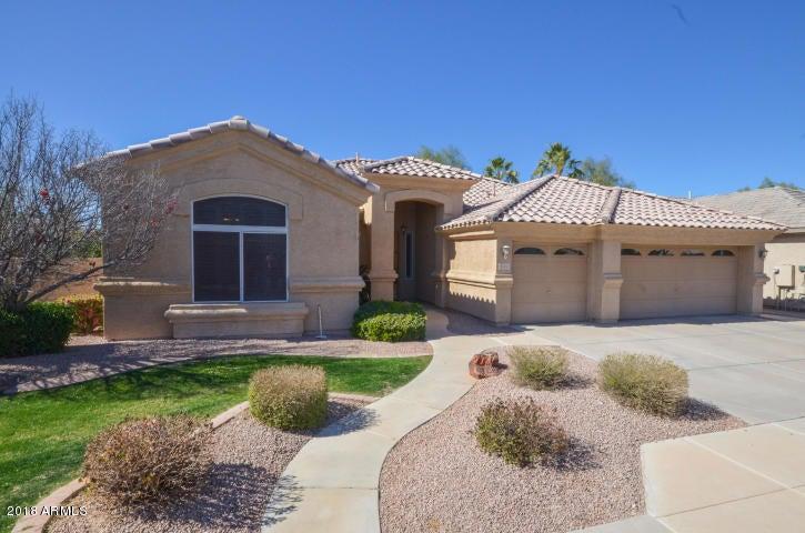Photo of 5120 S MCCLELLAND Drive, Chandler, AZ 85248