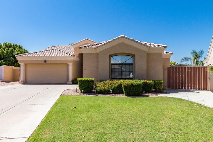 Photo of 6333 E PLAYER Circle, Mesa, AZ 85215