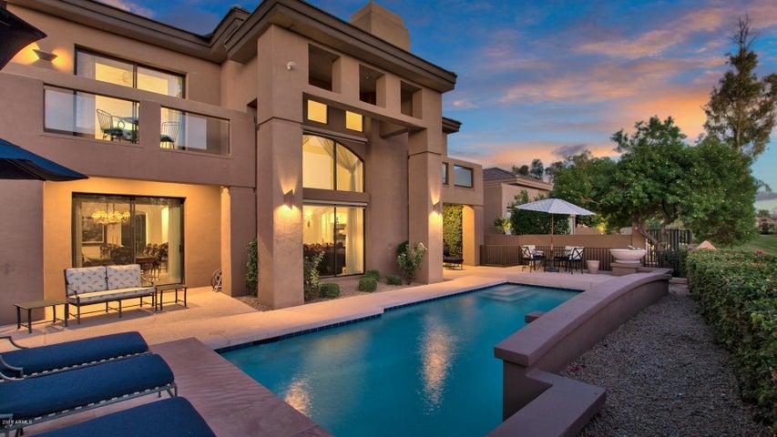 Photo of 7425 E GAINEY RANCH Road #17, Scottsdale, AZ 85258