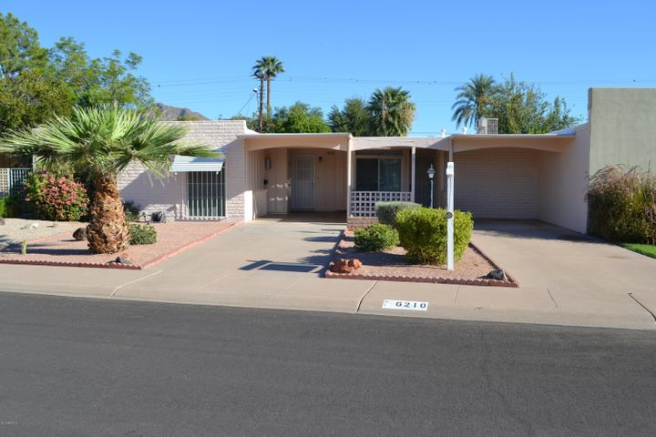 Photo of 6210 E AVALON Drive, Scottsdale, AZ 85251