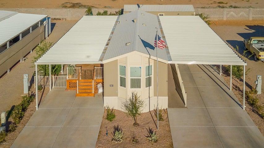 Photo of 5555 E SKYLINE Drive #261, San Tan Valley, AZ 85140