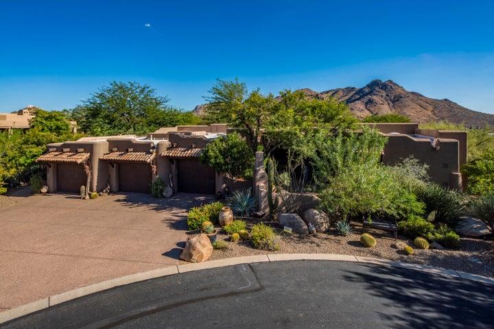 Photo of 11433 E JUAN TABO Road, Scottsdale, AZ 85255