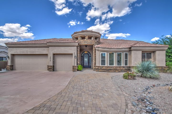 Photo of 6410 E REDMONT Drive, Mesa, AZ 85215