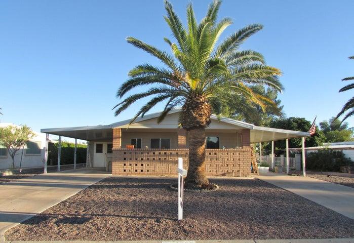 Photo of 9022 E COUNTRY CLUB Drive, Sun Lakes, AZ 85248