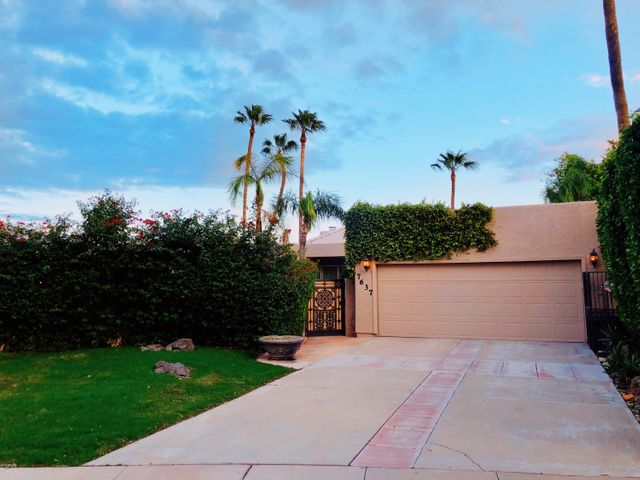 Photo of 7637 E VIA DEL REPOSO Street, Scottsdale, AZ 85258