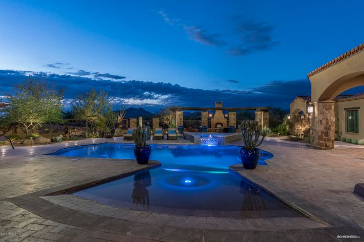 Photo of 8681 E OLD FIELD Road, Scottsdale, AZ 85266