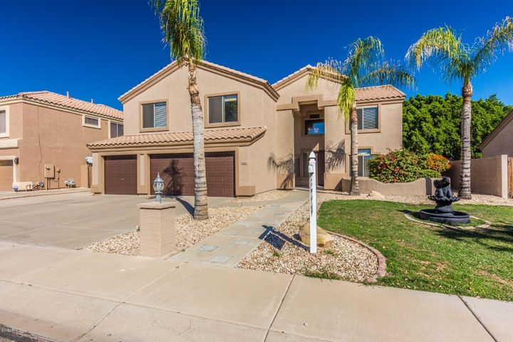 Photo of 5420 W MURIEL Drive, Glendale, AZ 85308