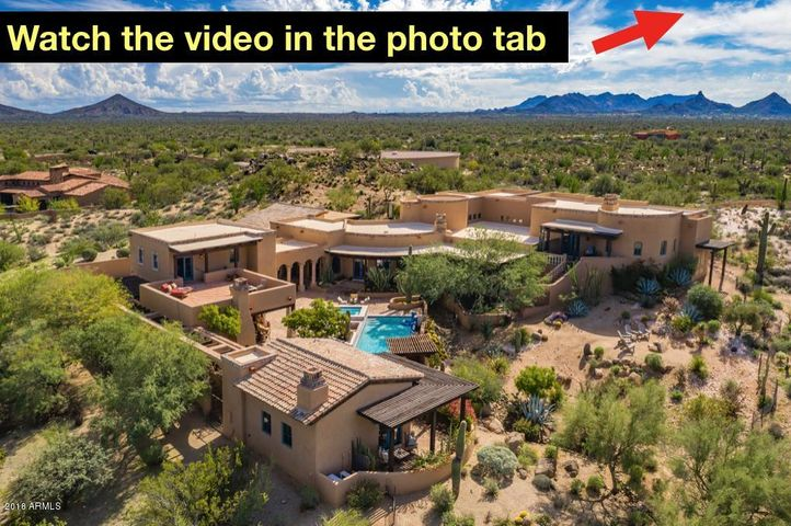 Photo of 8629 E OLD FIELD Road, Scottsdale, AZ 85266
