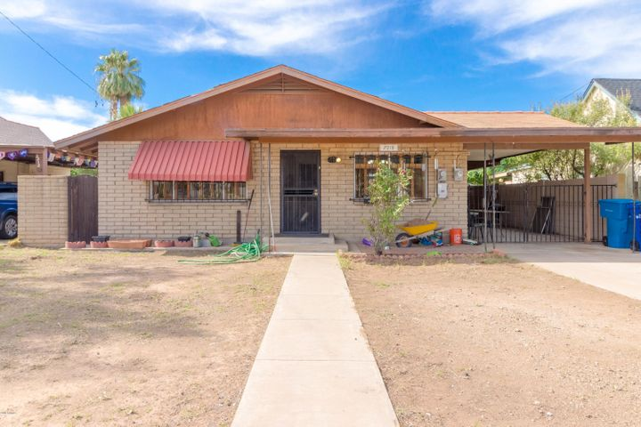 Photo of 2218 N 23RD Place, Phoenix, AZ 85006
